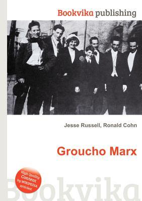 Groucho Marx  by  Jesse Russell
