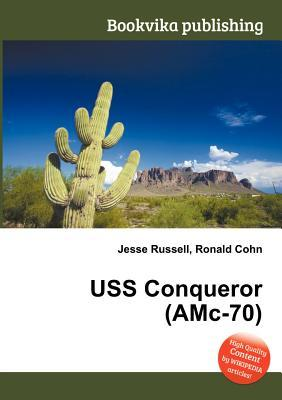 USS Conqueror (AMC-70)  by  Jesse Russell