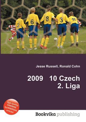 2009 10 Czech 2. Liga  by  Jesse Russell
