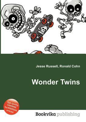 Wonder Twins  by  Jesse Russell