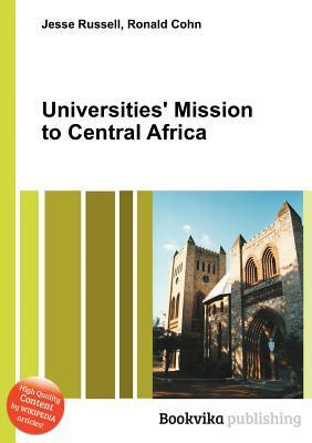 Universities Mission to Central Africa Jesse Russell