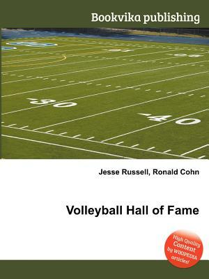 Volleyball Hall of Fame Jesse Russell