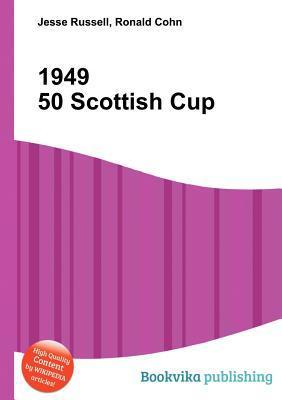 1949 50 Scottish Cup Jesse Russell