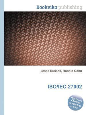 ISO/Iec 27002 Jesse Russell