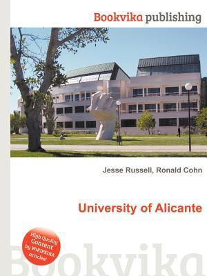 University of Alicante Jesse Russell