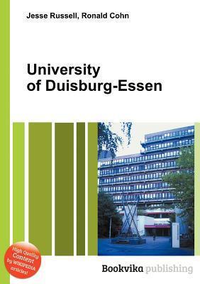 University of Duisburg-Essen Jesse Russell