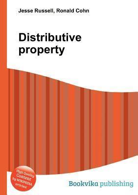 Distributive Property Jesse Russell
