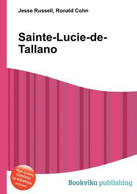 Sainte-Lucie-de-Tallano Jesse Russell