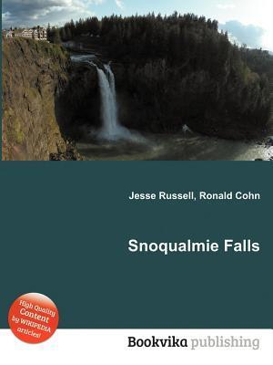 Snoqualmie Falls Jesse Russell