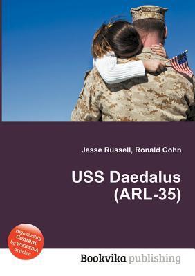 USS Daedalus (Arl-35)  by  Jesse Russell
