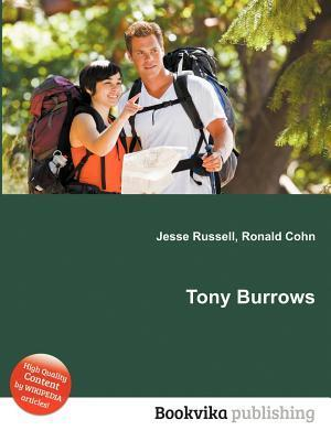 Tony Burrows  by  Jesse Russell