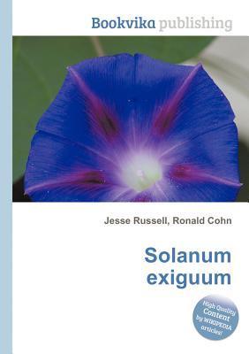 Solanum Exiguum  by  Jesse Russell