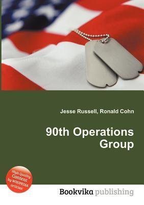 90th Operations Group Jesse Russell