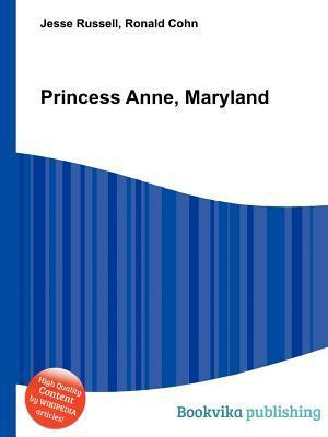 Princess Anne, Maryland Jesse Russell