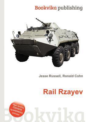 Rail Rzayev  by  Jesse Russell