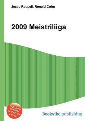 2009 Meistriliiga Jesse Russell