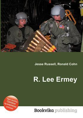 R. Lee Ermey  by  Jesse Russell