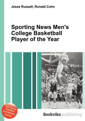 Sporting News Mens College Basketball Player of the Year Jesse Russell