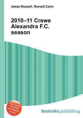 2010-11 Crewe Alexandra F.C. Season Jesse Russell