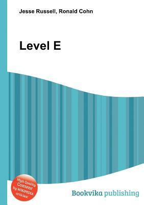 Level E  by  Jesse Russell