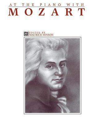 At the Piano with Mozart Wolfgang Amadeus Mozart