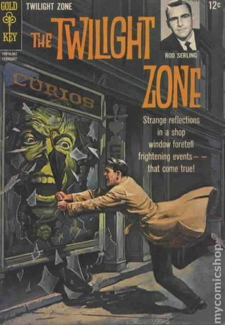 The Twilight Zone (Comic Books, # 10)  by  Rod Serling