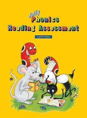 Jolly Phonics Reading Assessment in Print Letters Sue Lloyd