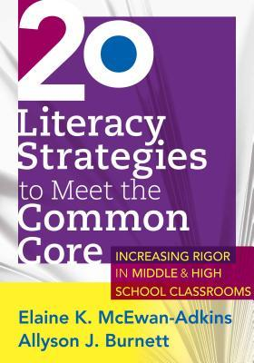 40 Reading Intervention Strategies for K-6 Students: Research-Based Support for RTI  by  Elaine K. McEwan-Adkins