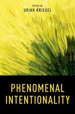 Subjective Consciousness: A Self-Representational Theory: A Self-Representational Theory  by  Uriah Kriegel