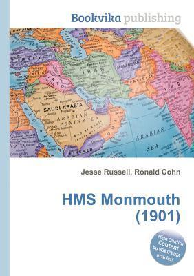 HMS Monmouth (1901)  by  Jesse Russell