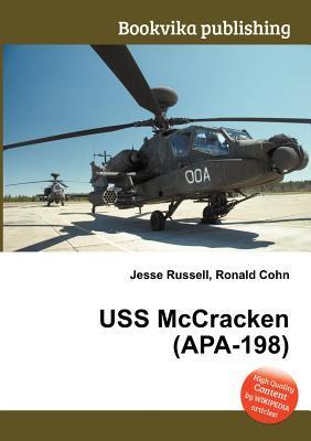 USS McCracken (APA-198)  by  Jesse Russell