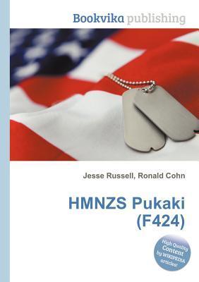 Hmnzs Pukaki (F424)  by  Jesse Russell