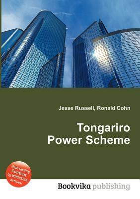 Tongariro Power Scheme  by  Jesse Russell