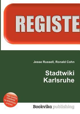Stadtwiki Karlsruhe Jesse Russell