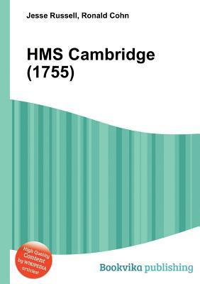 HMS Cambridge (1755) Jesse Russell