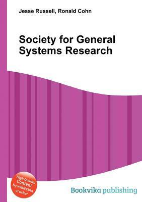 Society for General Systems Research  by  Jesse Russell