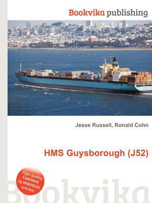 HMS Guysborough (J52) Jesse Russell