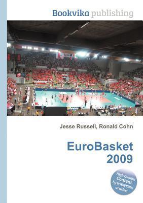 Eurobasket 2009 Jesse Russell