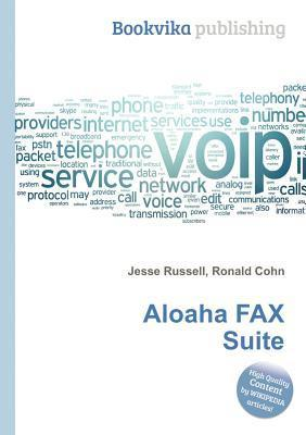 Aloaha Fax Suite  by  Jesse Russell