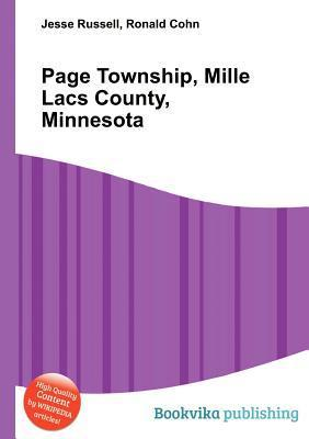 Page Township, Mille Lacs County, Minnesota Jesse Russell