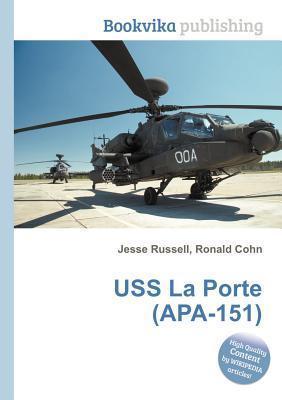 USS La Porte (APA-151) Jesse Russell