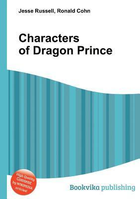 Characters of Dragon Prince Jesse Russell