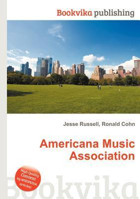 Americana Music Association Jesse Russell