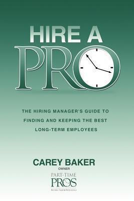 Hire a Pro / Be a Pro Carey Baker