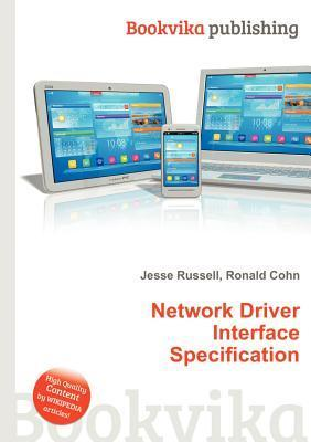 Network Driver Interface Specification  by  Jesse Russell