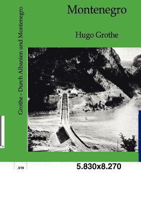 Durch Albanien Und Montenegro  by  Hugo Grothe