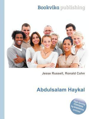 Abdulsalam Haykal Jesse Russell