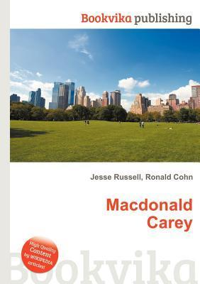 MacDonald Carey  by  Jesse Russell