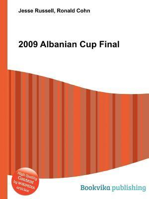 2009 Albanian Cup Final  by  Jesse Russell