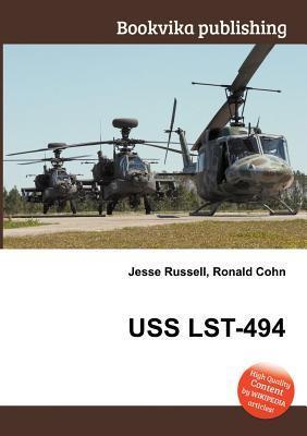 USS Lst-494 Jesse Russell